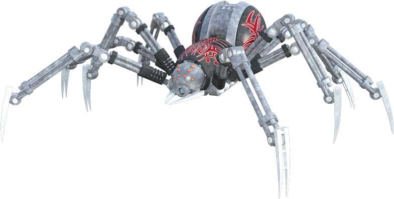 microbot-spider
