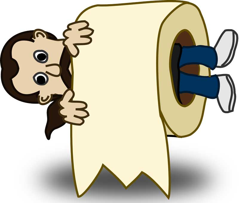 person-in-toilet-paper