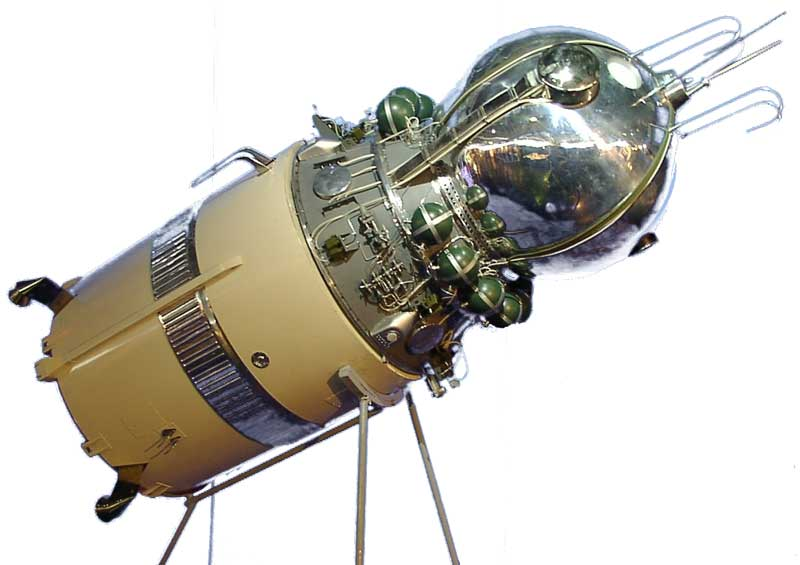 Vostok-spacecraft