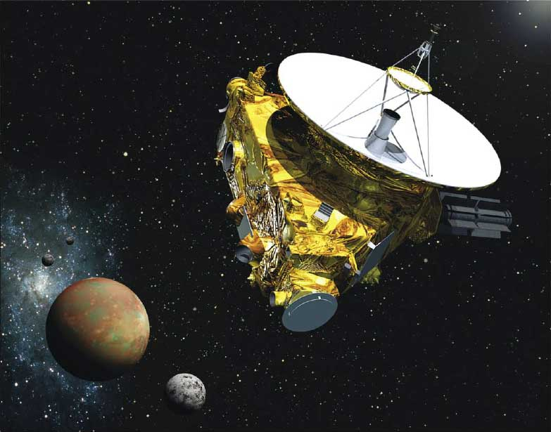 new-horizons-space-probe