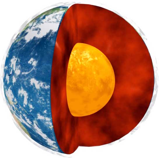 core-of-the-earth