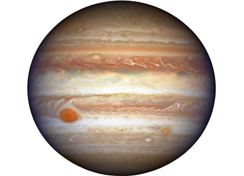 Jupiter - Facts for Kids