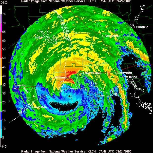 Hurricane-weather
