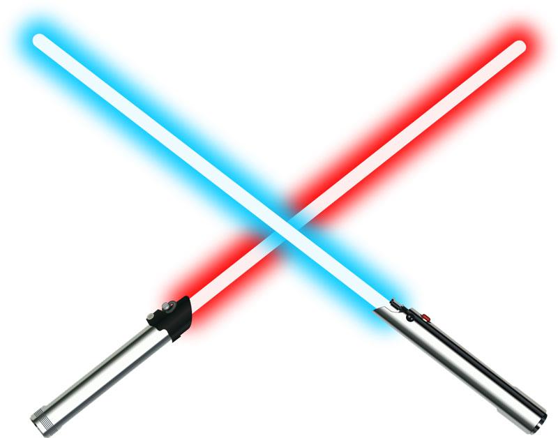 light-sabers