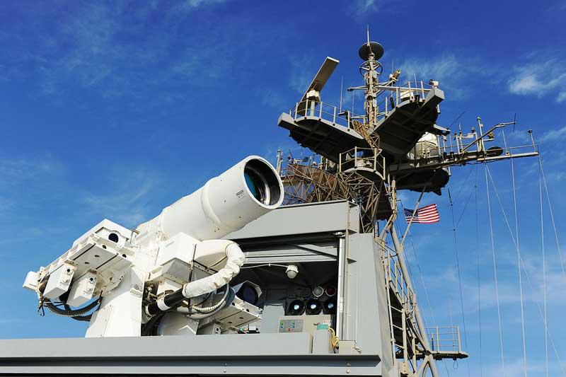 powerful-military-laser-gun